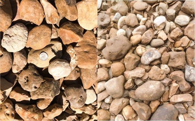 Colorado River Rock - Texas Soil and Stone San Antonio