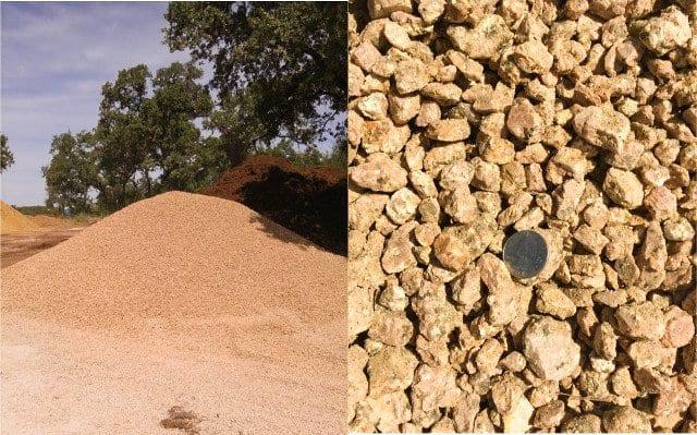 Crushed Washed Granite - Texas Soil and Stone San Antonio
