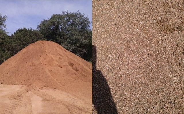Decayed Granite - Texas Soil and Stone San Antonio