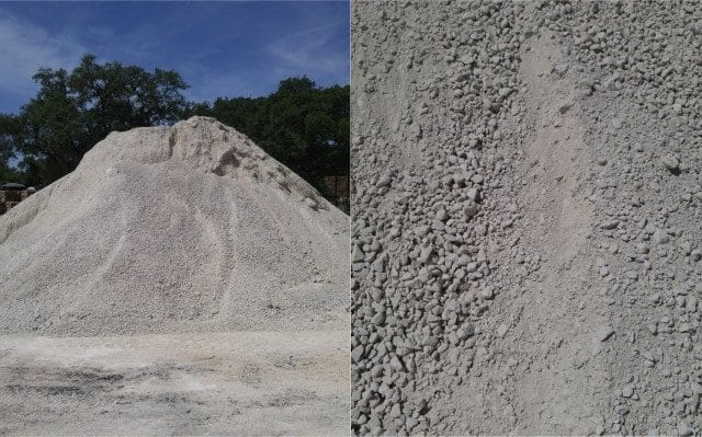 Dust Base or Road Base - Texas Soil and Stone San Antonio