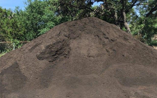 Landscaper's Compost - Texas Soil and Stone San Antonio