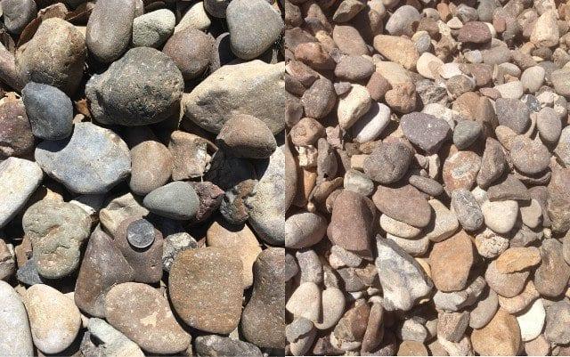 Laredo River Rock - Texas Soil and Stone San Antonio