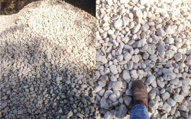 Medina River Rock - Texas Soil and Stone San Antonio