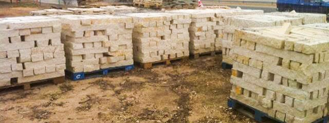 Stone Blocks - Texas Soil and Stone San Antonio